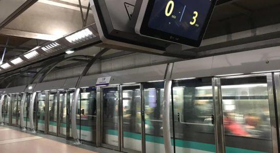 La RATP assure l'essentiel dui trafic ce lundi 17 février 2020.