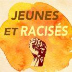 """Le logo du collectif """"Jeunes racisés""""."""