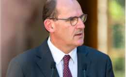 Le premier ministre Jean Castex, lors d'une allocution.